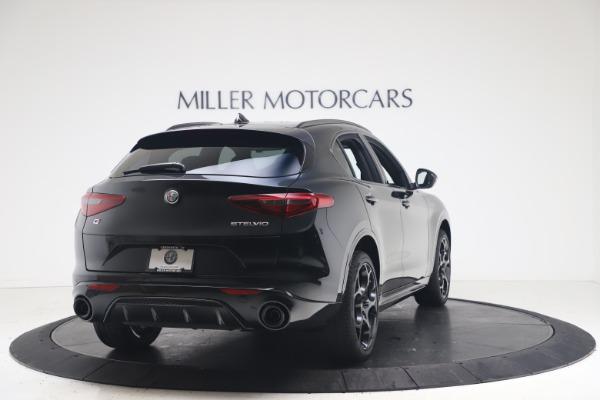 New 2022 Alfa Romeo Stelvio Veloce for sale Sold at Alfa Romeo of Greenwich in Greenwich CT 06830 7