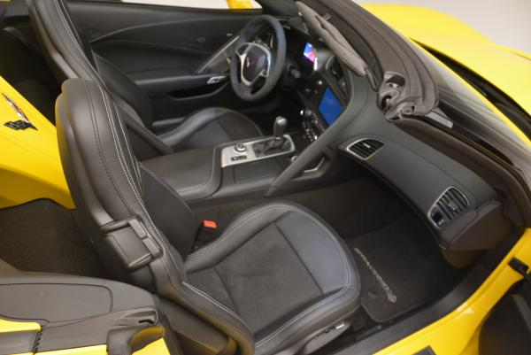 Used 2014 Chevrolet Corvette Stingray Z51 for sale Sold at Alfa Romeo of Greenwich in Greenwich CT 06830 18