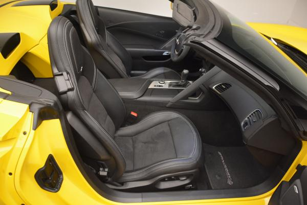 Used 2014 Chevrolet Corvette Stingray Z51 for sale Sold at Alfa Romeo of Greenwich in Greenwich CT 06830 19
