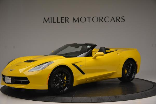 Used 2014 Chevrolet Corvette Stingray Z51 for sale Sold at Alfa Romeo of Greenwich in Greenwich CT 06830 2