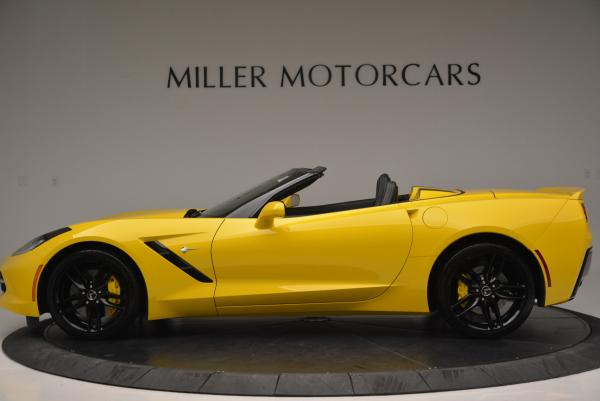 Used 2014 Chevrolet Corvette Stingray Z51 for sale Sold at Alfa Romeo of Greenwich in Greenwich CT 06830 3