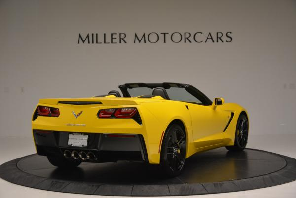 Used 2014 Chevrolet Corvette Stingray Z51 for sale Sold at Alfa Romeo of Greenwich in Greenwich CT 06830 7
