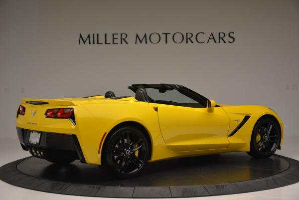 Used 2014 Chevrolet Corvette Stingray Z51 for sale Sold at Alfa Romeo of Greenwich in Greenwich CT 06830 9