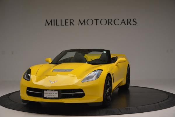 Used 2014 Chevrolet Corvette Stingray Z51 for sale Sold at Alfa Romeo of Greenwich in Greenwich CT 06830 1