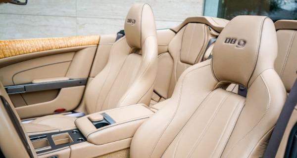 Used 2015 Aston Martin DB9 Volante for sale $119,990 at Alfa Romeo of Greenwich in Greenwich CT 06830 5