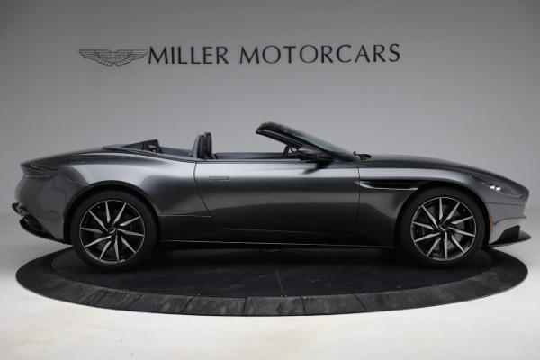 New 2021 Aston Martin DB11 Volante for sale $260,286 at Alfa Romeo of Greenwich in Greenwich CT 06830 10
