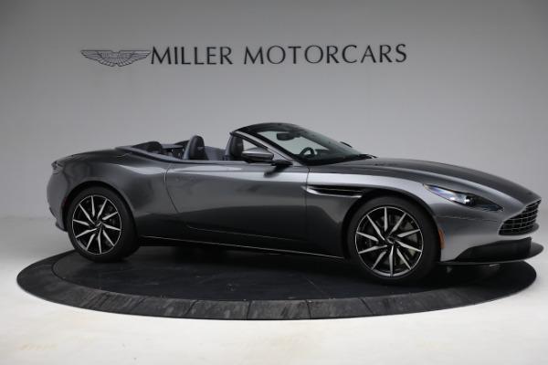 New 2021 Aston Martin DB11 Volante for sale $260,286 at Alfa Romeo of Greenwich in Greenwich CT 06830 11