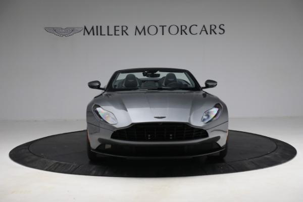 New 2021 Aston Martin DB11 Volante for sale $260,286 at Alfa Romeo of Greenwich in Greenwich CT 06830 13