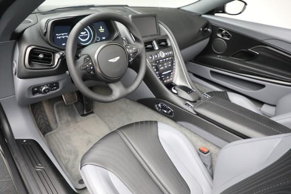 New 2021 Aston Martin DB11 Volante for sale $260,286 at Alfa Romeo of Greenwich in Greenwich CT 06830 14