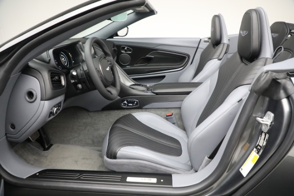 New 2021 Aston Martin DB11 Volante for sale $260,286 at Alfa Romeo of Greenwich in Greenwich CT 06830 15