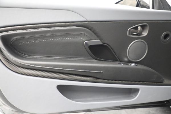 New 2021 Aston Martin DB11 Volante for sale $260,286 at Alfa Romeo of Greenwich in Greenwich CT 06830 17