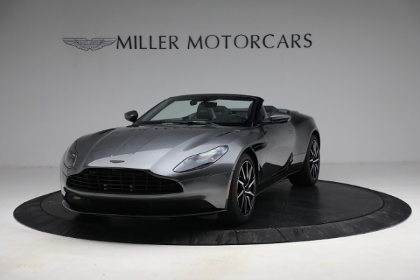 New 2021 Aston Martin DB11 Volante for sale $260,286 at Alfa Romeo of Greenwich in Greenwich CT 06830 2
