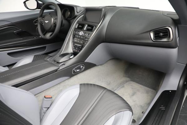 New 2021 Aston Martin DB11 Volante for sale $260,286 at Alfa Romeo of Greenwich in Greenwich CT 06830 20