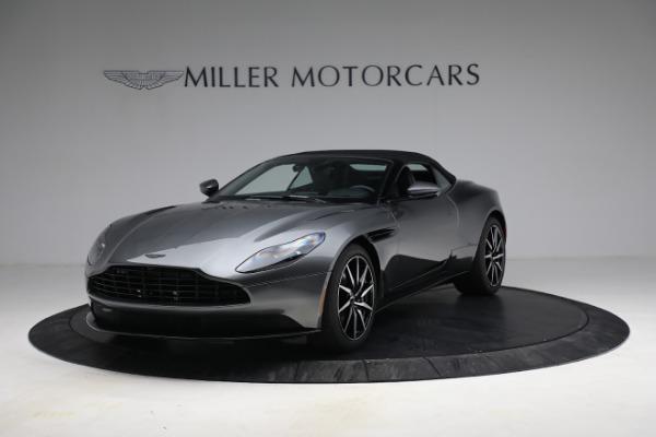 New 2021 Aston Martin DB11 Volante for sale $260,286 at Alfa Romeo of Greenwich in Greenwich CT 06830 23