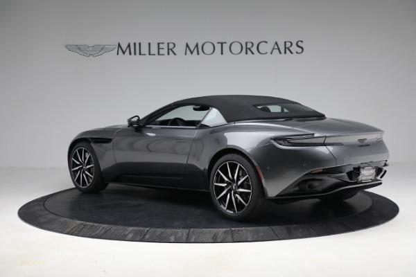 New 2021 Aston Martin DB11 Volante for sale $260,286 at Alfa Romeo of Greenwich in Greenwich CT 06830 25