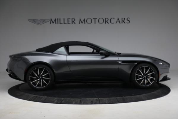New 2021 Aston Martin DB11 Volante for sale $260,286 at Alfa Romeo of Greenwich in Greenwich CT 06830 27