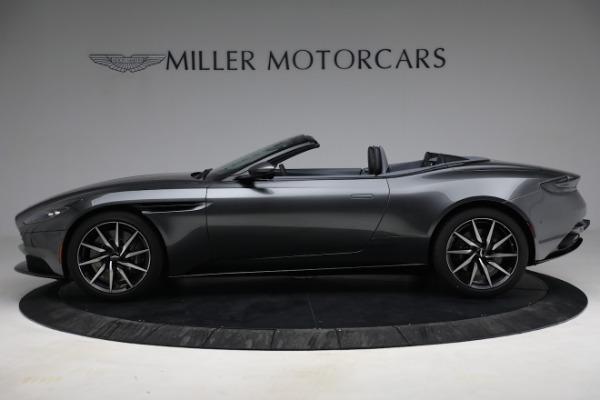 New 2021 Aston Martin DB11 Volante for sale $260,286 at Alfa Romeo of Greenwich in Greenwich CT 06830 4