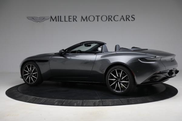 New 2021 Aston Martin DB11 Volante for sale $260,286 at Alfa Romeo of Greenwich in Greenwich CT 06830 5