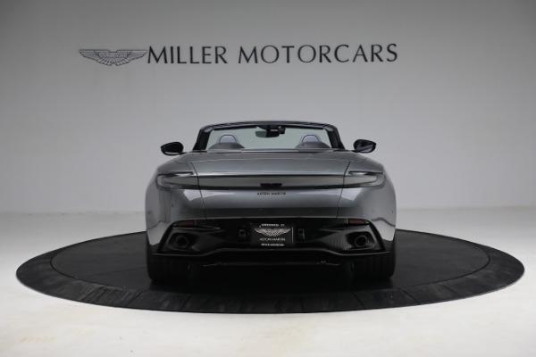 New 2021 Aston Martin DB11 Volante for sale $260,286 at Alfa Romeo of Greenwich in Greenwich CT 06830 7