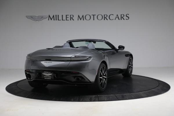 New 2021 Aston Martin DB11 Volante for sale $260,286 at Alfa Romeo of Greenwich in Greenwich CT 06830 8