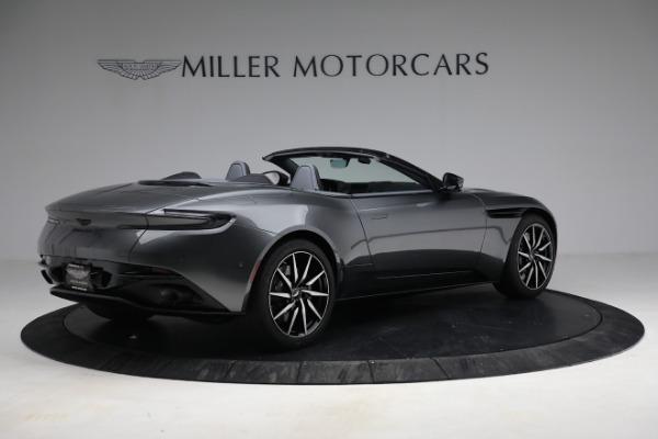 New 2021 Aston Martin DB11 Volante for sale $260,286 at Alfa Romeo of Greenwich in Greenwich CT 06830 9