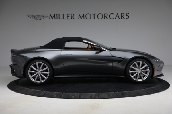 New 2021 Aston Martin Vantage Roadster for sale $174,586 at Alfa Romeo of Greenwich in Greenwich CT 06830 20