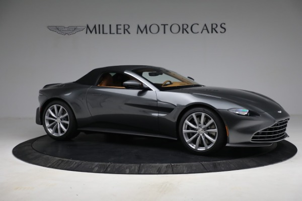 New 2021 Aston Martin Vantage Roadster for sale $174,586 at Alfa Romeo of Greenwich in Greenwich CT 06830 21