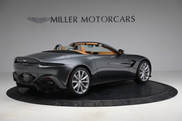 New 2021 Aston Martin Vantage Roadster for sale $174,586 at Alfa Romeo of Greenwich in Greenwich CT 06830 7