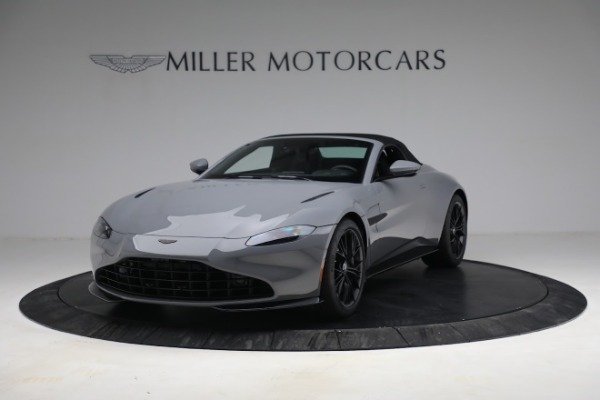 New 2021 Aston Martin Vantage Roadster for sale $180,286 at Alfa Romeo of Greenwich in Greenwich CT 06830 21