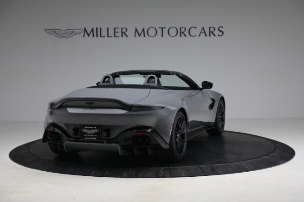 New 2021 Aston Martin Vantage Roadster for sale $180,286 at Alfa Romeo of Greenwich in Greenwich CT 06830 6