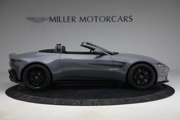 New 2021 Aston Martin Vantage Roadster for sale $180,286 at Alfa Romeo of Greenwich in Greenwich CT 06830 8