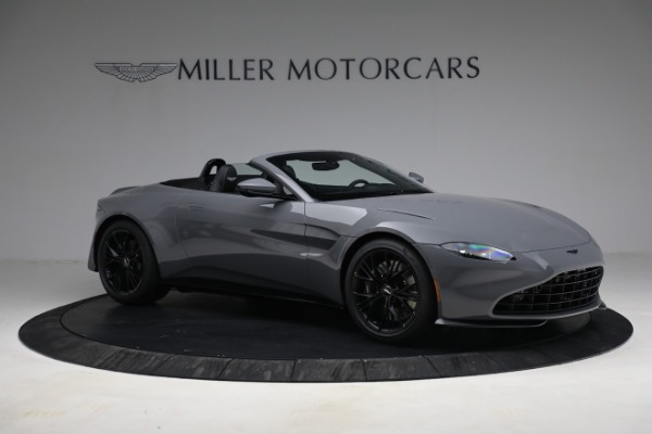 New 2021 Aston Martin Vantage Roadster for sale $180,286 at Alfa Romeo of Greenwich in Greenwich CT 06830 9