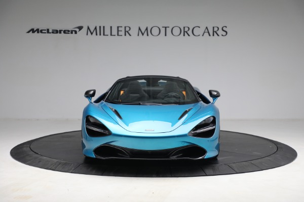 Used 2020 McLaren 720S Spider for sale $334,900 at Alfa Romeo of Greenwich in Greenwich CT 06830 11