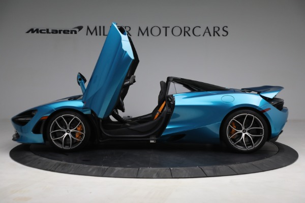 Used 2020 McLaren 720S Spider for sale $334,900 at Alfa Romeo of Greenwich in Greenwich CT 06830 14