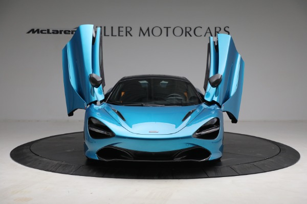 Used 2020 McLaren 720S Spider for sale $334,900 at Alfa Romeo of Greenwich in Greenwich CT 06830 21