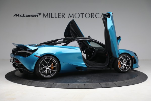 Used 2020 McLaren 720S Spider for sale $334,900 at Alfa Romeo of Greenwich in Greenwich CT 06830 26