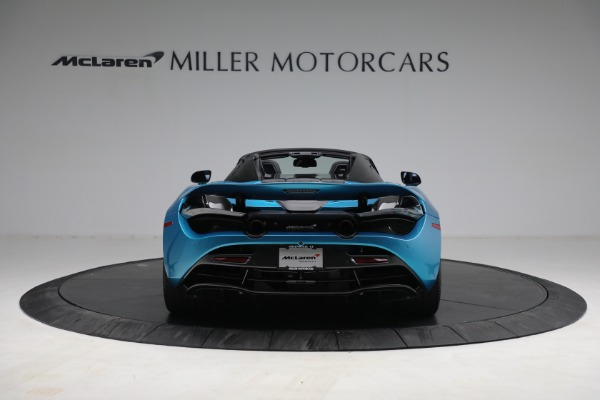 Used 2020 McLaren 720S Spider for sale $334,900 at Alfa Romeo of Greenwich in Greenwich CT 06830 5