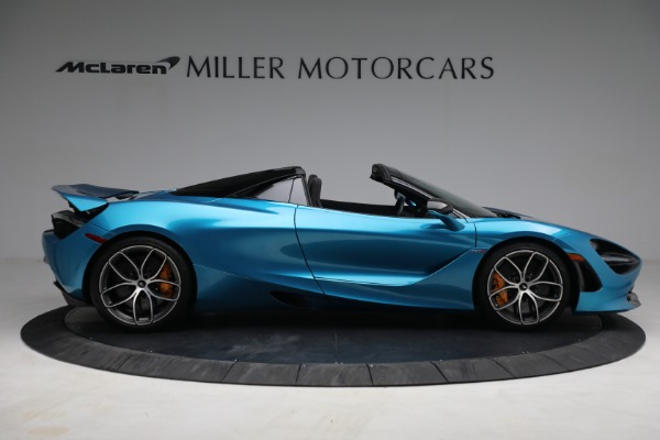 Used 2020 McLaren 720S Spider for sale $334,900 at Alfa Romeo of Greenwich in Greenwich CT 06830 8