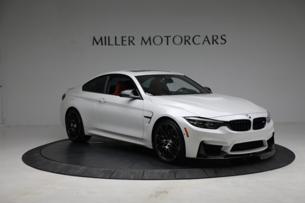 Used 2019 BMW M4 Competition for sale Call for price at Alfa Romeo of Greenwich in Greenwich CT 06830 10