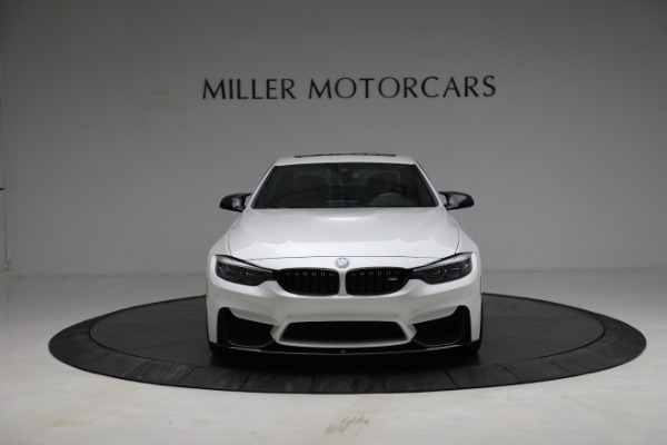 Used 2019 BMW M4 Competition for sale Call for price at Alfa Romeo of Greenwich in Greenwich CT 06830 11