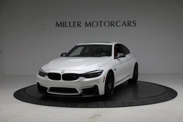 Used 2019 BMW M4 Competition for sale Call for price at Alfa Romeo of Greenwich in Greenwich CT 06830 12