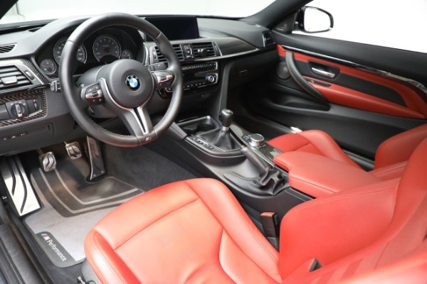 Used 2019 BMW M4 Competition for sale Call for price at Alfa Romeo of Greenwich in Greenwich CT 06830 14