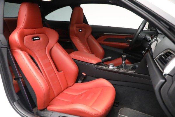 Used 2019 BMW M4 for sale $71,900 at Alfa Romeo of Greenwich in Greenwich CT 06830 19