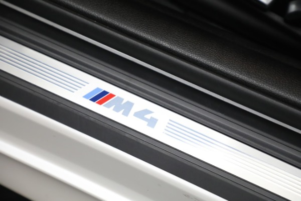 Used 2019 BMW M4 for sale $71,900 at Alfa Romeo of Greenwich in Greenwich CT 06830 26