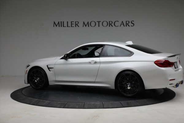 Used 2019 BMW M4 Competition for sale Call for price at Alfa Romeo of Greenwich in Greenwich CT 06830 3