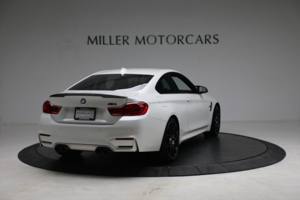 Used 2019 BMW M4 Competition for sale Call for price at Alfa Romeo of Greenwich in Greenwich CT 06830 6