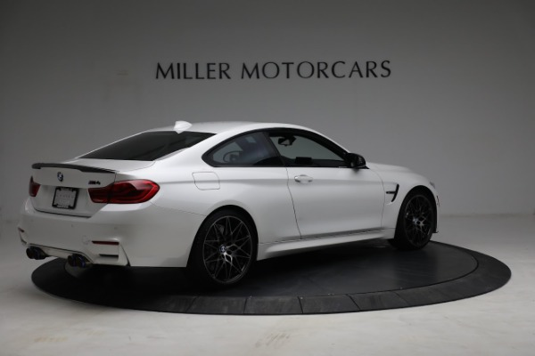 Used 2019 BMW M4 Competition for sale Call for price at Alfa Romeo of Greenwich in Greenwich CT 06830 7