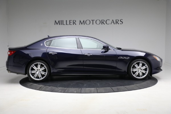 Used 2014 Maserati Quattroporte S Q4 for sale $42,900 at Alfa Romeo of Greenwich in Greenwich CT 06830 11