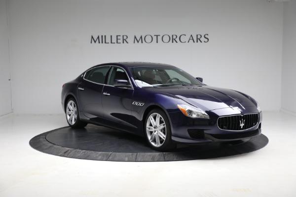 Used 2014 Maserati Quattroporte S Q4 for sale $42,900 at Alfa Romeo of Greenwich in Greenwich CT 06830 13