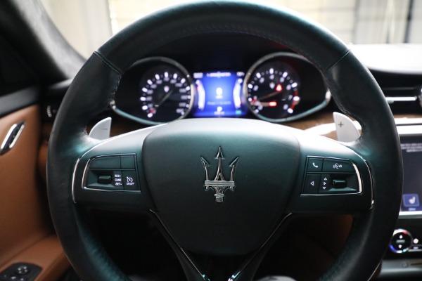 Used 2014 Maserati Quattroporte S Q4 for sale $42,900 at Alfa Romeo of Greenwich in Greenwich CT 06830 15